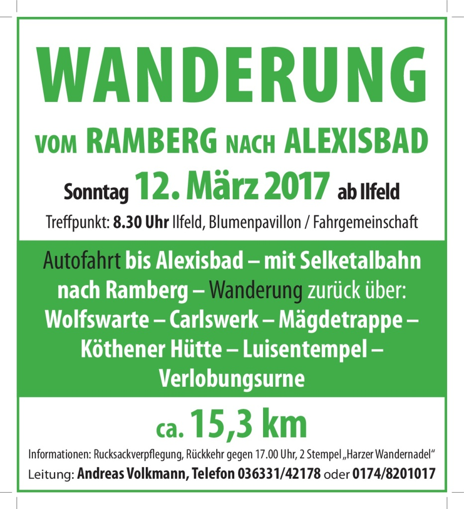 Ramberg-Alexisbad