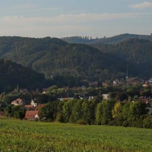 Ilfeld vom Mühlberg
