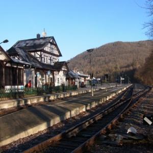 Bahnhof Ilfeld