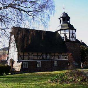 Wehrkirche Wiegersdorf