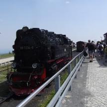 Unser Zug für die Rückfahrt
