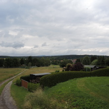 Benneckenstein , Blick zum Brocken