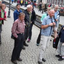 Sammeln zum Foto in Drei Annen Hohne