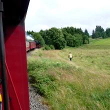 Zug bei Benneckenstein