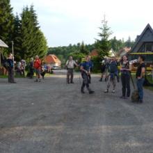 Sammeln in Rotheshütte
