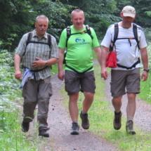 Wanderführer unter sich